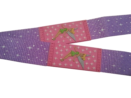 Disney Pin Lanyard - Tinker Bell and Pixie Dust - Purple