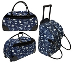 Disney Rolling Duffle Bag - Mary Poppins - Cherry Tree Lane