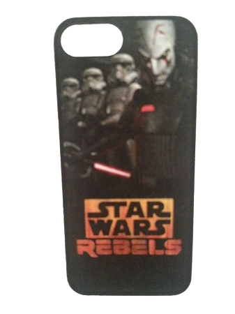 Disney IPhone 4 Case - Star Wars - Rebels Inquisitor