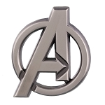 Disney Marvel Pin - Marvel's Avengers Logo
