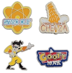 Disney Pin Set - Goofy Movie - 4 Pins