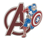 Disney Marvel Pin - Captain America - Marvel's Avengers