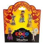 Disney Pin Booster Set - Coco - 5 Pins