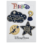 Disney Iron On Patch Set - Patched - Peter Pan