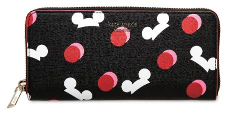 wholesale dealer 306e1 76e32 Add to My Lists. Disney Kate Spade Wallet - Mickey Mouse Ear Hat - Black