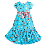 Disney Dress for Girls - Disney Parks Food Icons