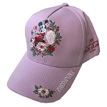 Disney Hat - Baseball Cap - 2019 Flower & Garden - Passholder - Minnie