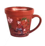 Disney Coffee Mug - 2019 Flower and Garden - Goofy Passholder