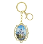 Disney Keychain - Cinderella Castle - Most Magical Place