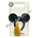 Disney Graduation Pin - Mickey Ears with Tassel - Class of 2019