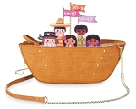 Disney Danielle Nicole Crossbody Bag - It's a small world