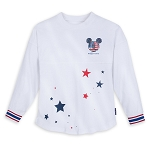 Disney Spirit Jersey for Kids - Mickey Mouse Americana - White