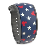 Disney Magic Band 2 - Mickey Mouse Americana - Mickey and Stars