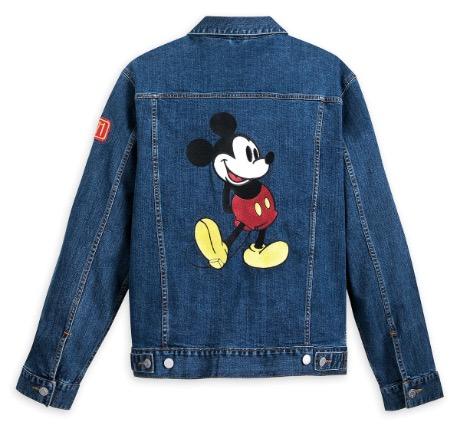 f716ca4a7a Disney Denim Jacket for Adults - Mickey Mouse - Walt Disney World
