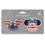 Disney Salt and Pepper Set - Mickey and Minnie Mouse Americana