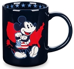 Disney Coffee Mug - Mickey Mouse Americana - USA