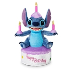 Disney Plush - Stitch Birthday Cake - Light-Up