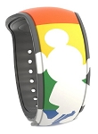 Disney Magic Band 2 - Mickey Mouse Rainbow