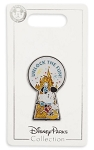 Disney Mickey's Celebration Pin - Mickey Mouse - Unlock the Fun