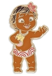 Disney Animation Film Pin - Baby Moana