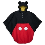 Disney Poncho for Adults - Mickey Mouse - Disney Parks