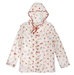 Disney Rain Jacket for Women - Food Icons - Disney Parks