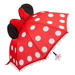 Disney Umbrella - Minnie Mouse Polka Dot - Disney Parks