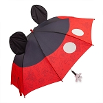 Disney Umbrella - Mickey Mouse with Glove - Disney Parks