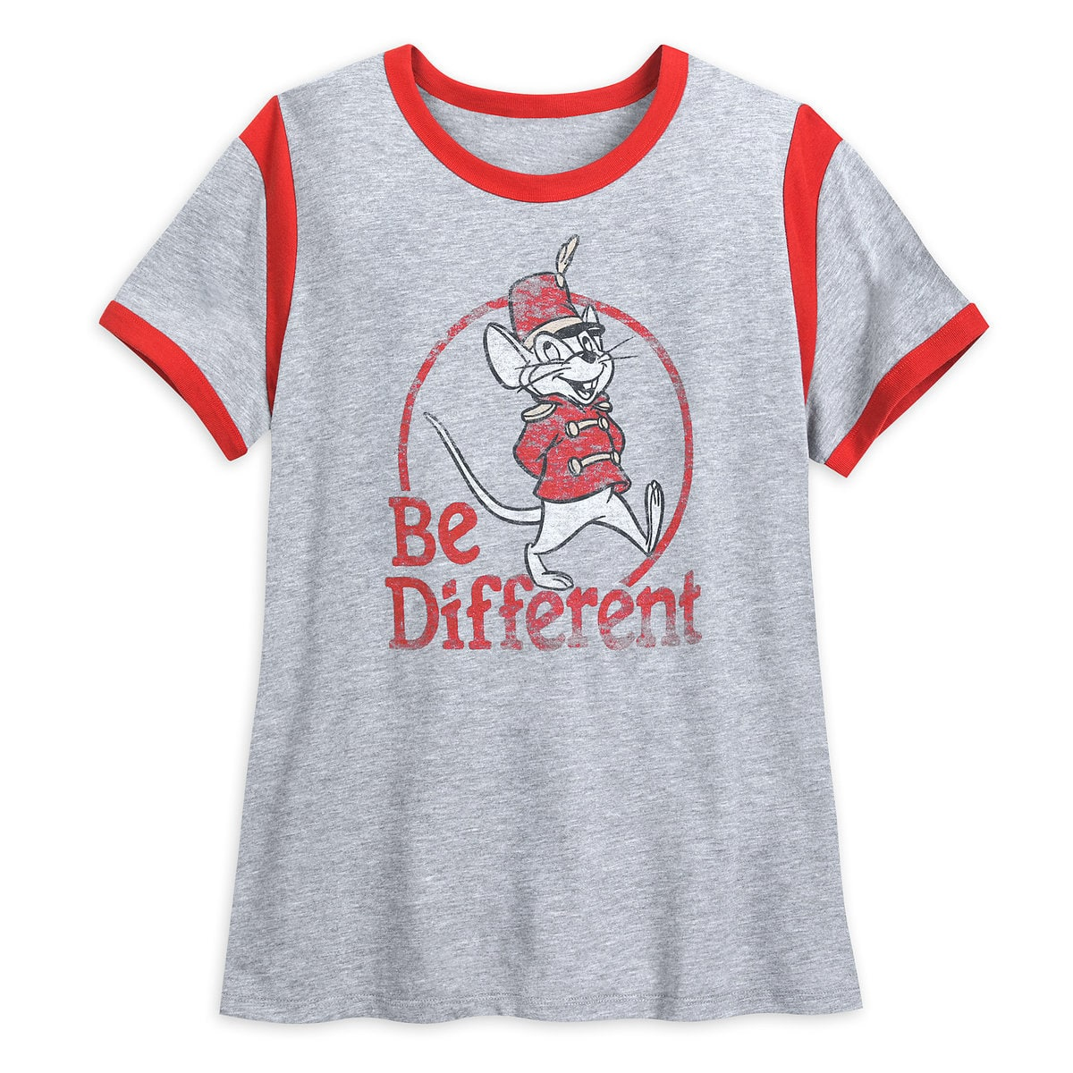 Disney Shirt for Women - Timothy Mouse - Be Different