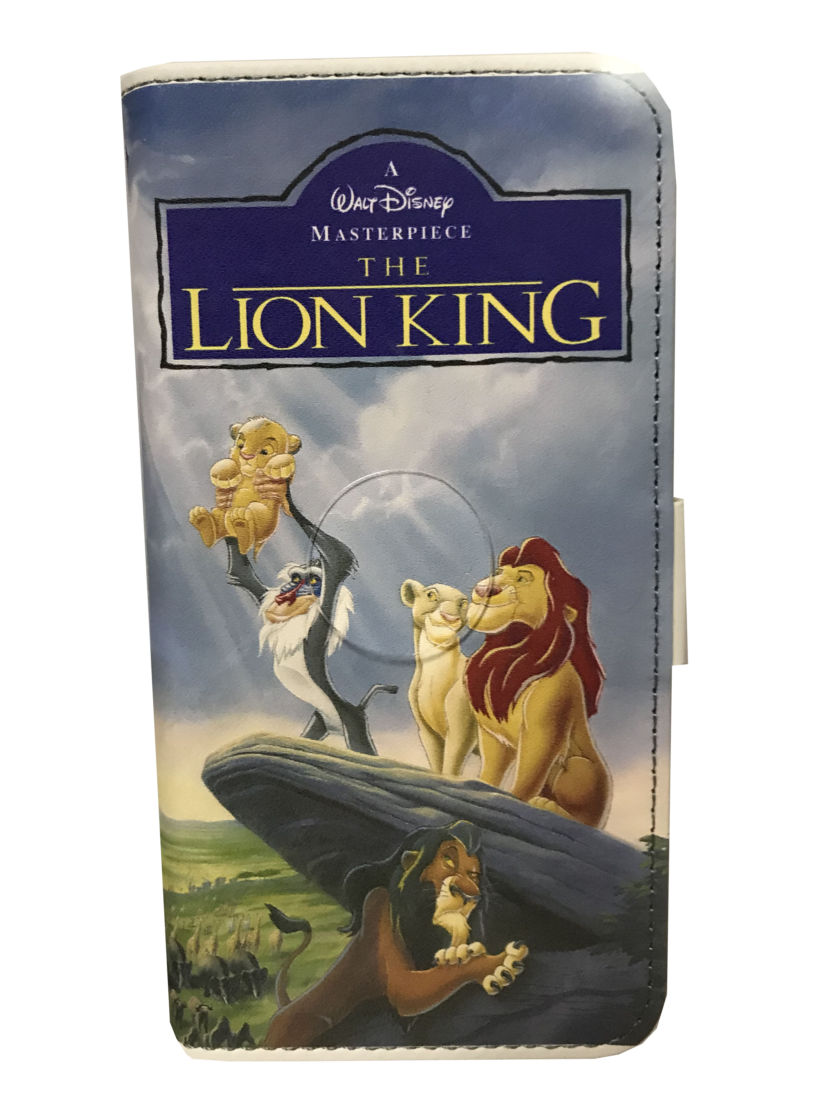 Disney IPhone 6/7/8 Case Wallet - The Lion King VHS