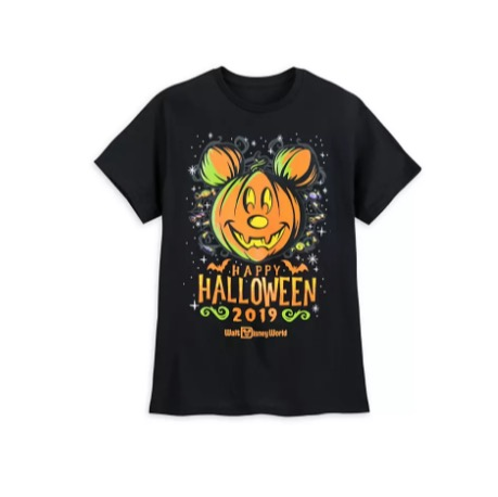 Walt Disney World Halloween T Shirts.Disney Shirt For Adults 2019 Halloween Mickey Mouse Pumpkin