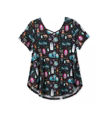 Disney Top for Women - The Haunted Mansion Fashion