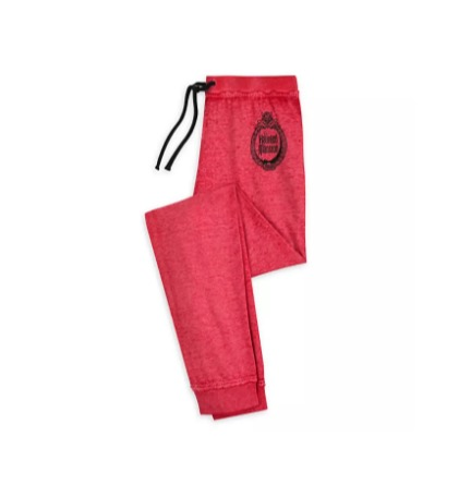 Disney Lounge Pants for Women - The Haunted Mansion - Red
