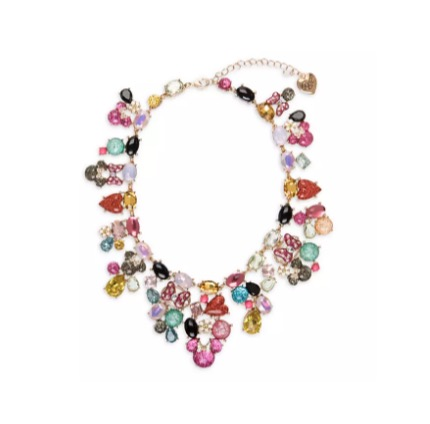 Mickey Mous Statement Necklace