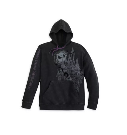 Disney Hoodie for Men - Jack Skellington - Nightmare Before Christmas