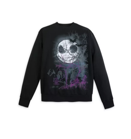Disney Pullover for Men - Jack Skellington - Moon Face Grin