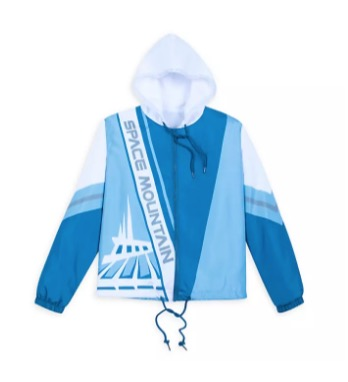 Disney Windbreaker for Women - Space Mountain