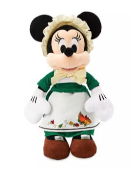 Disney Plush - 2019 Thanksgiving - Minnie Mouse