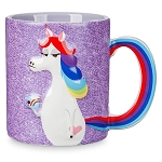 Disney Coffee Mug - Rainbow Unicorn - Inside Out
