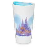Disney Travel Tumbler - Fantasyland Castle - My Happy Place