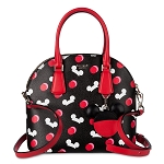 Disney Kate Spade Satchel Bag - Mickey Mouse Ear Hat - Black