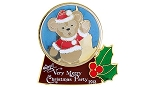 Disney Very Merry Christmas Party Pin - 2013 Santa Duffy snowglobe