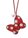 Disney Luggage Bag Tag - Minnie Mouse - Bow