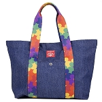Disney Harveys Bag - Pop Art Mickey - Denim Tote