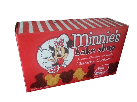 Disney Minnie's Bake Shop - Character Cookies - 7 oz