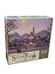Disney Signature Puzzle - Disneyland - Sleeping Beauty Castle