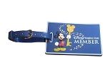 Disney Luggage Bag Tag - Disney Vacation Club Member - Mickey Mouse