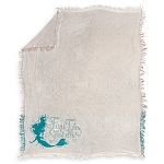 Disney Throw Blanket - Ariel Art Nouveau