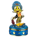 Disney Arribas Trinket Box - Jiminy Cricket