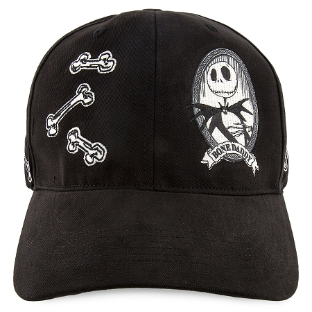 9f65c410e295b0 Disney Hat - Baseball Cap - Jack Skellington - Bone Daddy